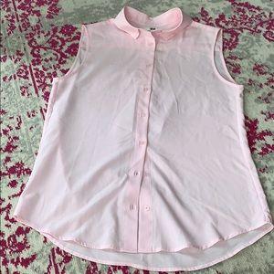 Uniqlo Pink sleeveless Top size xs